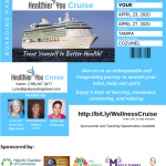 Healthier You cruise information